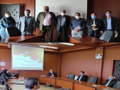 مراسم نکوداشت مقام معلم و تجلیل از استادان هیات علمی موسسه